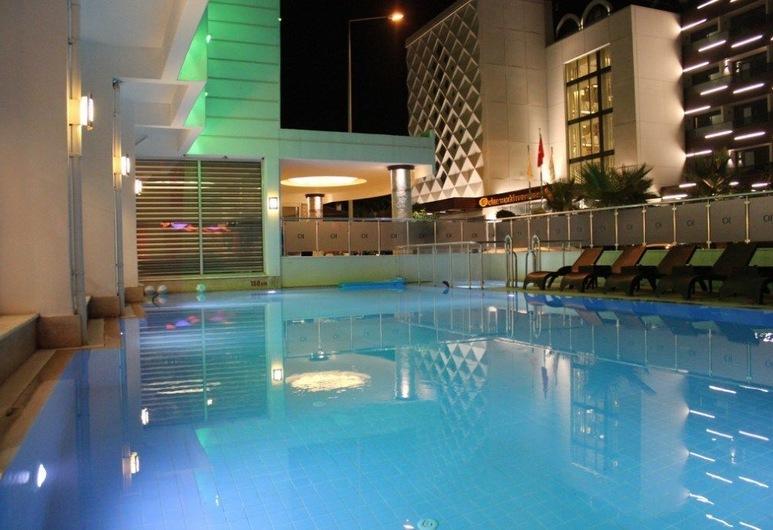 IQ Marmaris Hotel - All Inclusive, Marmaris, Utendørsbasseng