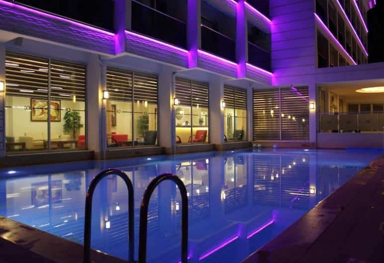 IQ Marmaris Hotel - All Inclusive, Marmaris, Açık Yüzme Havuzu