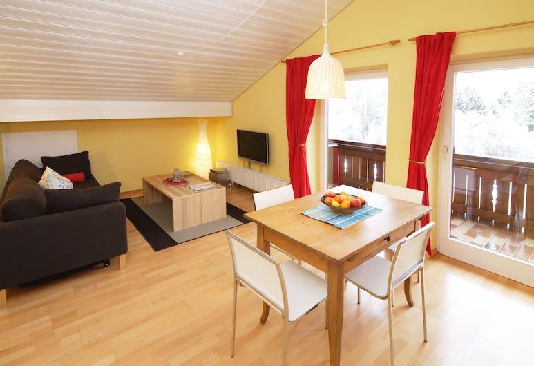 Haus Luna Apartments, Schwangau, House (4), Living Area