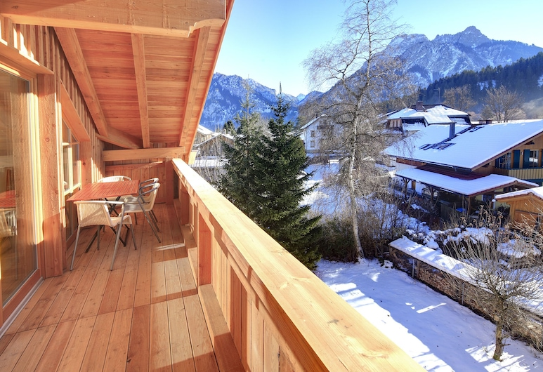 Luna Blanca Boutique Apartments, Schwangau