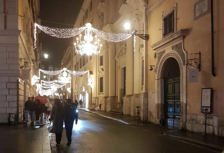 羅馬康多蒂碼頭套房酒店, 羅馬