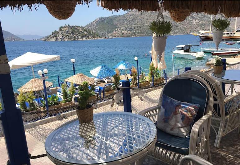 Melek Hotels Bozburun, Marmaris, Teras/Veranda