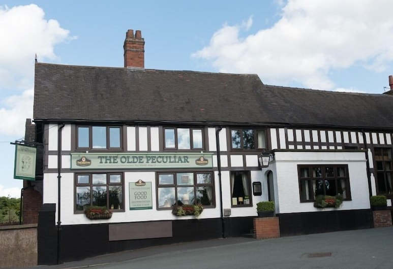 The Olde Peculiar, Rugeley