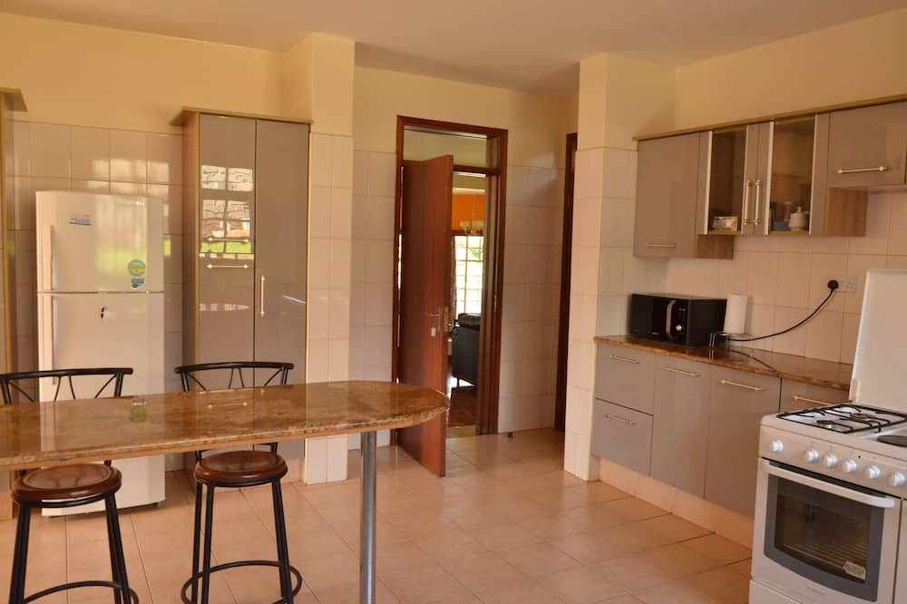 Standard Double or Twin Room, 1 Double Bed, Non Smoking - In-Room Kitchen