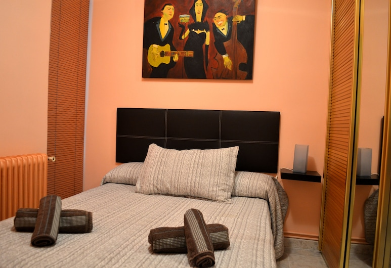 Touristic Home, Madrid, Apartment, 2 Bedrooms (Atocha Museos), Room