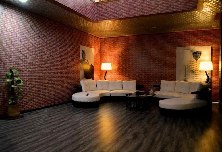 Explorers lounge, Islamabad, Hotel-Innenbereich