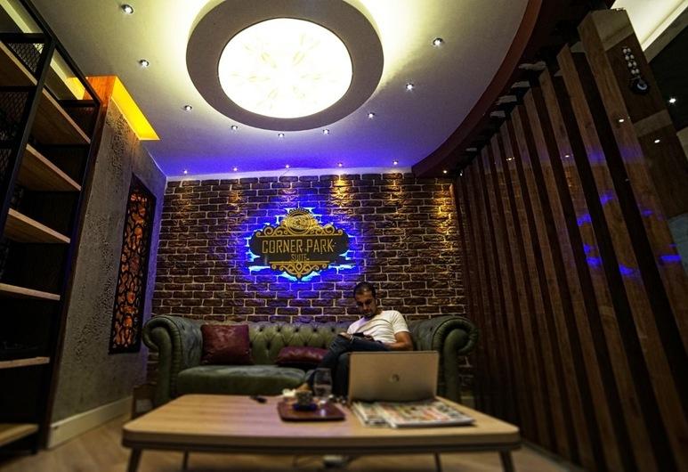 Corner Park Suites , Istanbul, Indgang