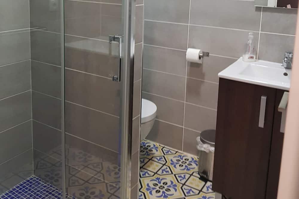 아파트, 침실 1개 - 욕실