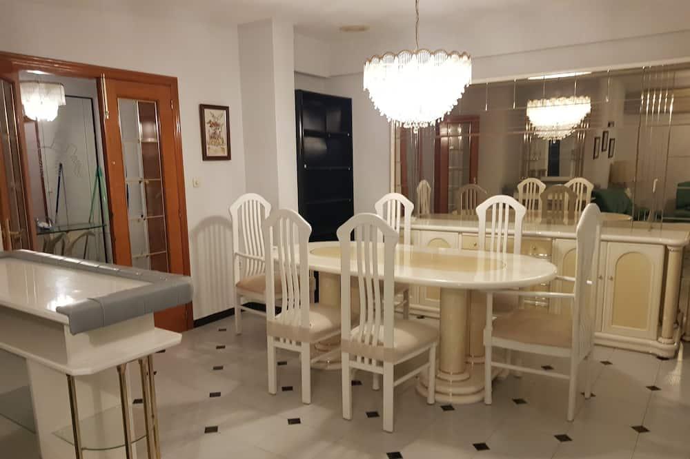 Departamento, 4 habitaciones - Sala de estar