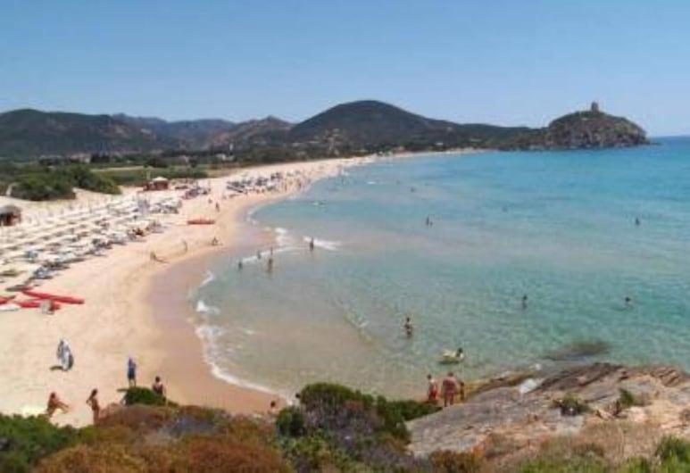 Elegant Holiday Sea View, Domus de Maria
