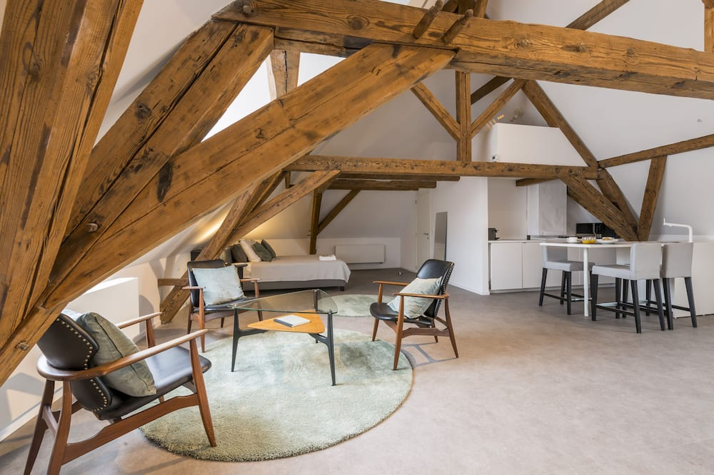 NEW: Exclusive private loft in the heart of Bruges