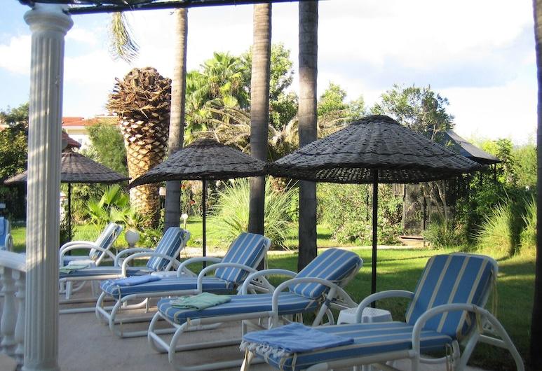 out peace rest and relaxation at Boutique Hotel Villa Dalla German, Dalaman, Kolam