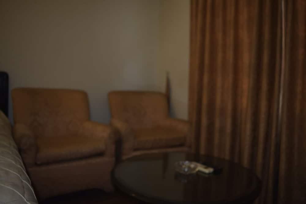 스탠다드 싱글룸 - 거실 공간