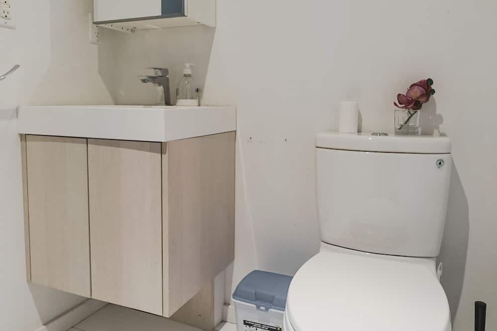 Дизайнерский дом, 3 спальни - Ванная комната