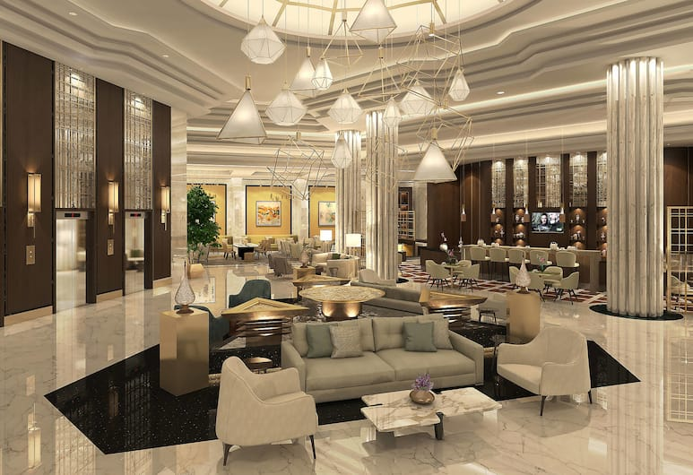 Riyadh Airport Marriott Hotel, Riyadh, Hotellinteriör