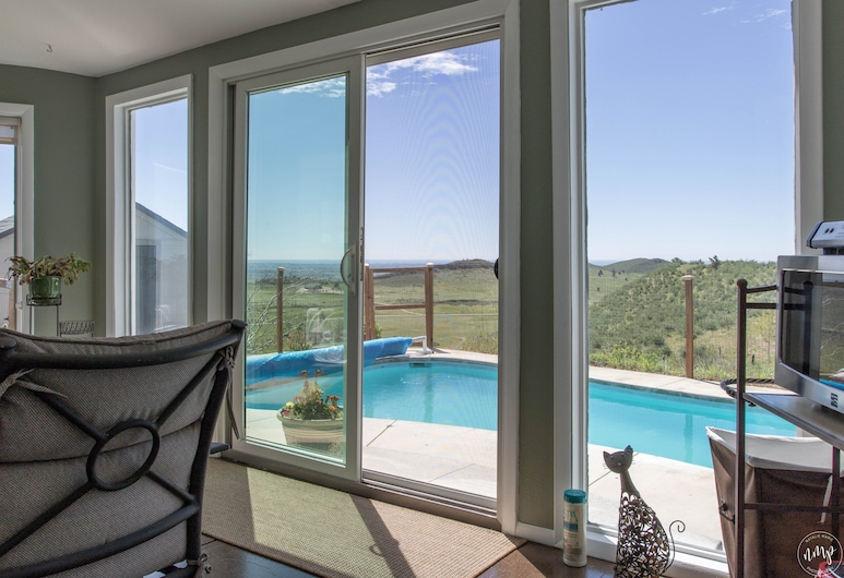 Panoramic Views on Three Sides, Loveland