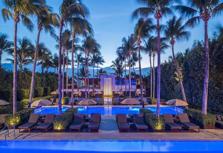 Setai Residences by Flashstay, Miami Beach, Outdoor Pool