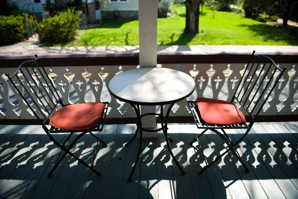 Kamar Comfort, 1 Tempat Tidur Double, perapian, sudut - Balkon