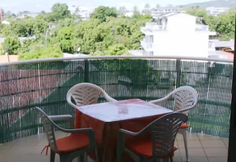 Studio Regent, Papeete, Comfort Studio, Pool Access, Pool View, Balcony