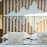 Дизайнерский двухместный номер с 1 двуспальной кроватью - Номер