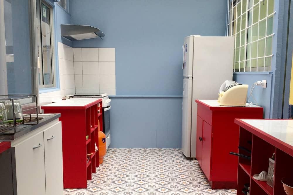 Standard İki Ayrı Yataklı Oda, 2 Tek Kişilik Yatak, Özel Banyo - Ortak mutfak