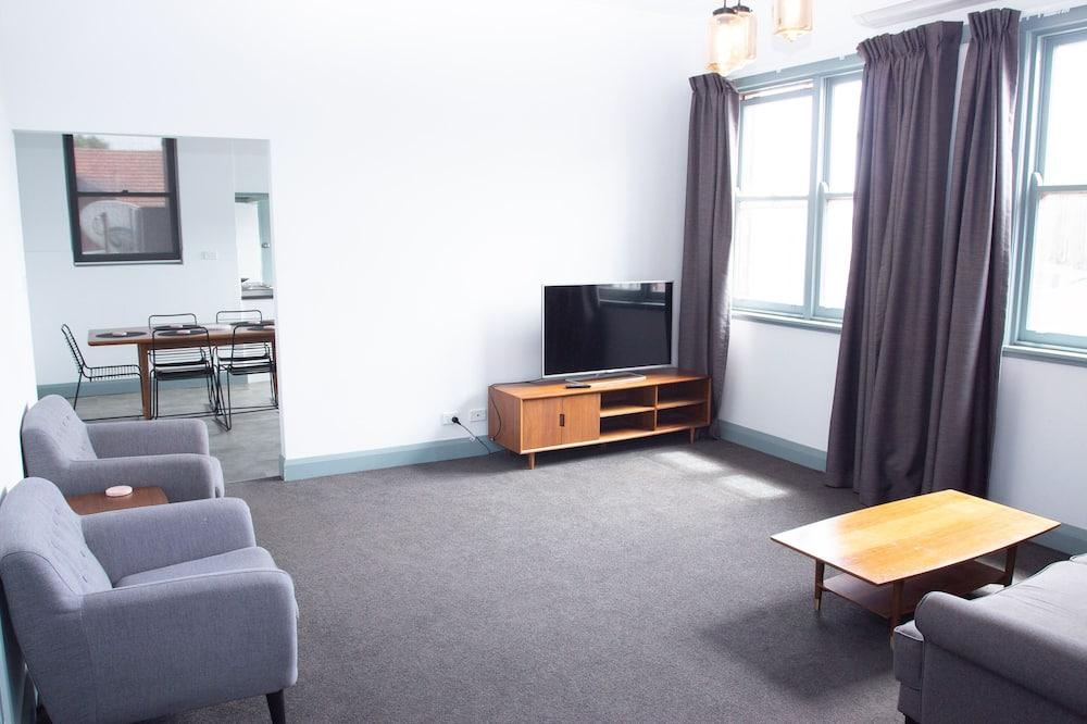 Стандартні апартаменти, багатомісний номер, для некурців (2 Bedroom Apartment ) - Житлова площа