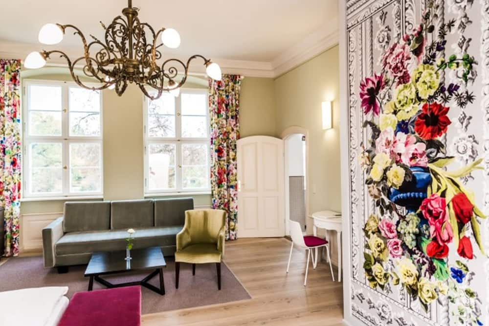 Soba (Gartenzimmer) - Dnevna soba