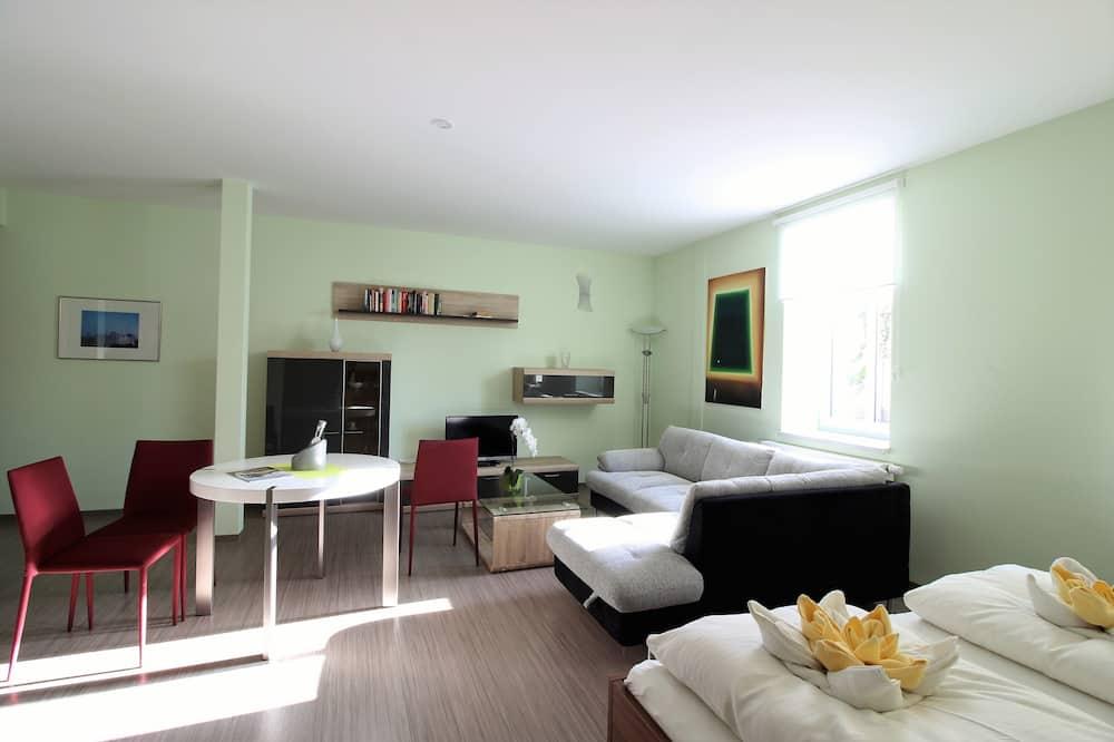Classic Apart Daire - Oturma Alanı