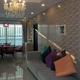2-Bedroom Villa  - Vardagsrum