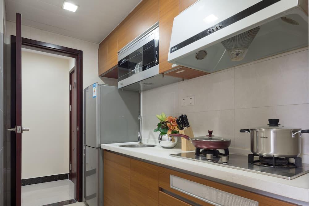 Deluxe Apartment, 1 Bedroom - Bathroom
