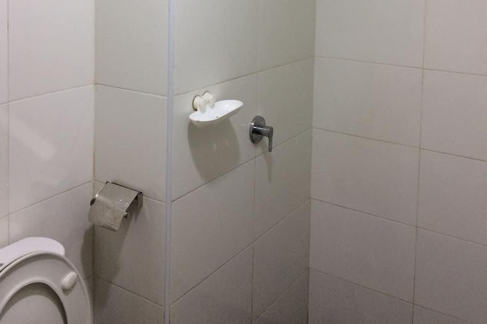 Basic-værelse (A) - Badeværelse