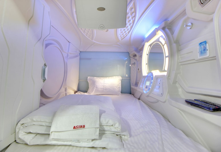 Hotel Astropods Airport, Mumbai, Bombay / Mumbai, Chambre