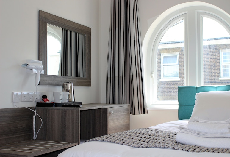 Camden Belmont Hotel, London, Enkelrum - 1 enkelsäng, Gästrum