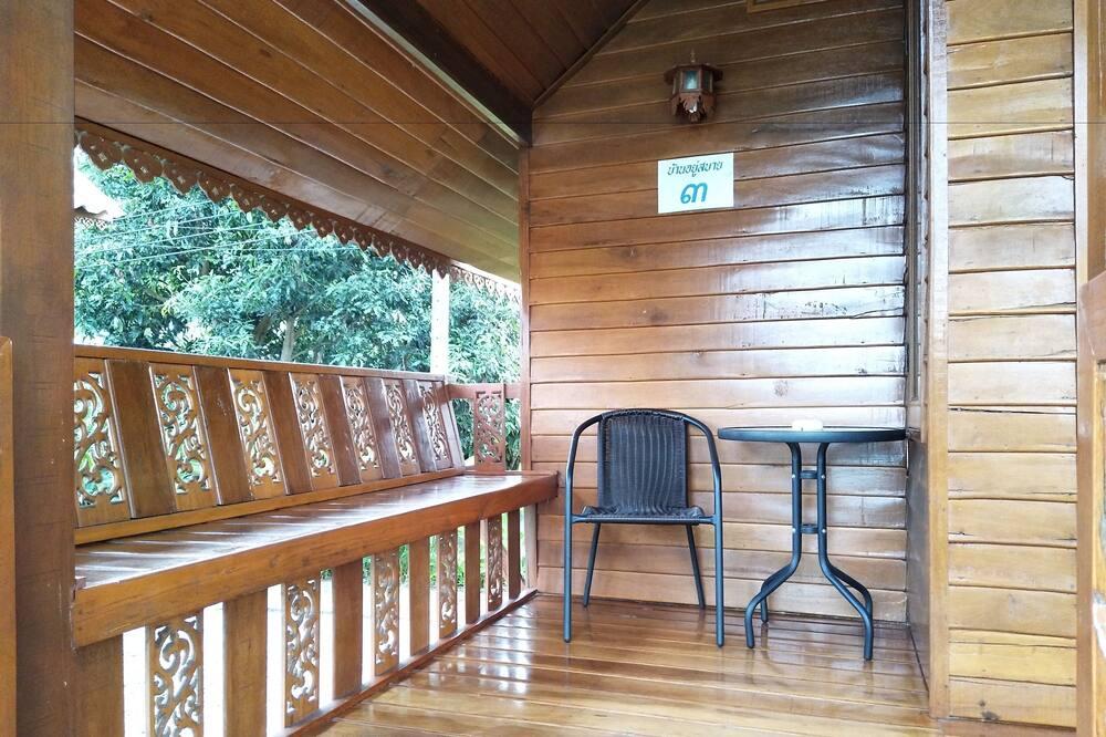 Standardni bungalov - Balkon