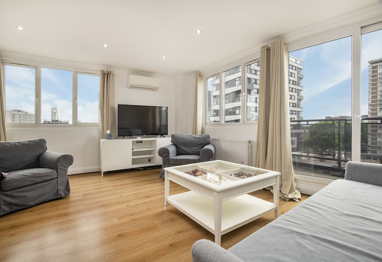 Crawford Suites Serviced Apartments, London, Katusekorter (18, Duplex), Tuba