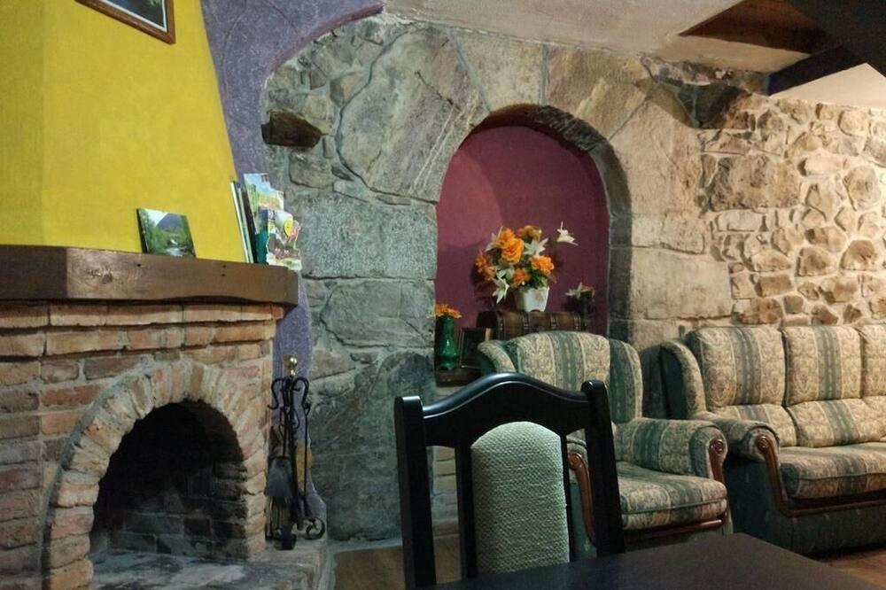 Traditioneel huis, 3 slaapkamers - Woonruimte