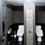 Spoločná zdieľaná izba, spoločná izba pre mužov aj ženy (1 bunk bed) - Kúpeľňa