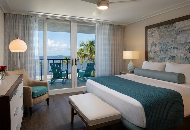 The Laureate Key West, Key West, Tradičný apartmán, 1 extra veľké dvojlôžko, čiastočný výhľad na oceán, Hosťovská izba