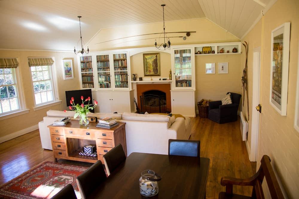 Villa de lujo, 3 habitaciones, para no fumadores - Servicio de comidas en la habitación