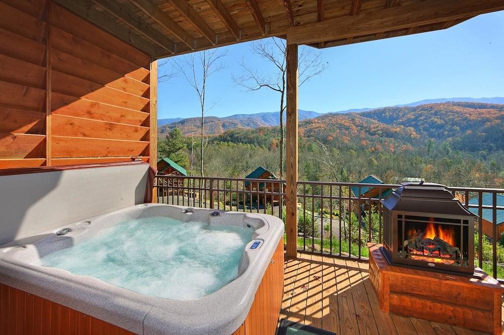 Cabin - Bồn tắm spa ngoài trời