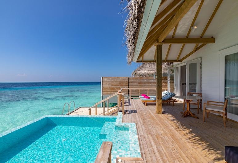 Sun Aqua Iru Veli - Premium All Inclusive, Dhaalu, Dolphin Ocean Suite With Pool, Guest Room