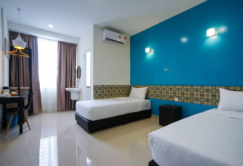 Grand FC Hotel, George Town