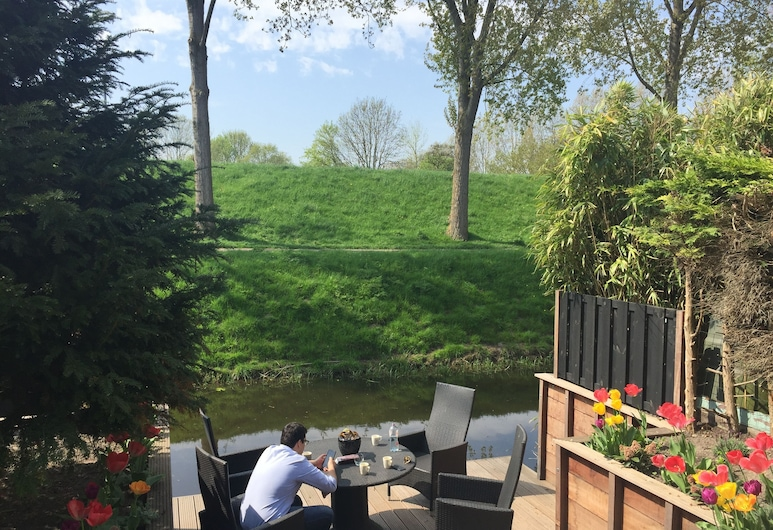 Holiday & Business Stay Schiphol Airport, Hoofddorp, Tuin