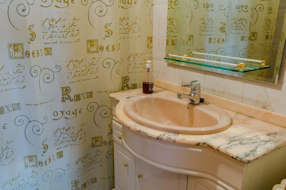 單人房, 非吸煙房, 共用浴室 - 浴室