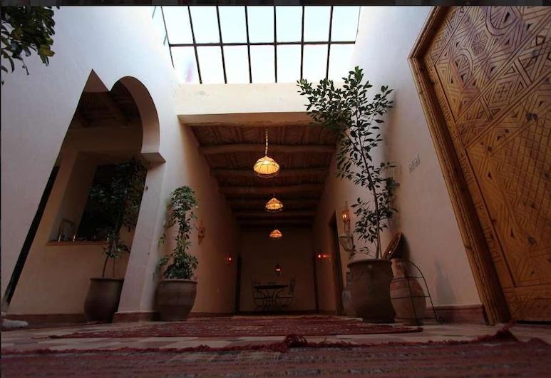 Maison D'Hôtes Agdal, Telouet, Interior Hotel