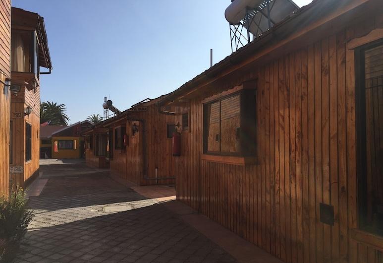 Cabañas Amankay, La Serena, Terraza o patio