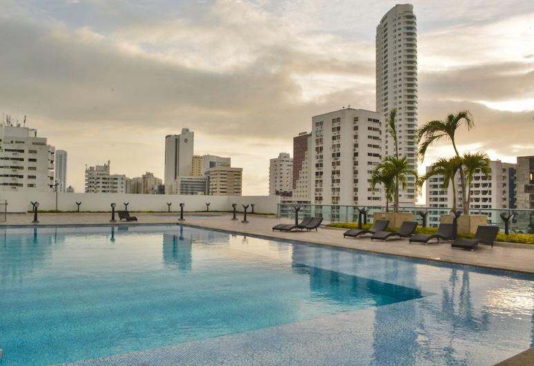 Top Apartment Cartagena Colombia, Kartachena, Lauko baseinas