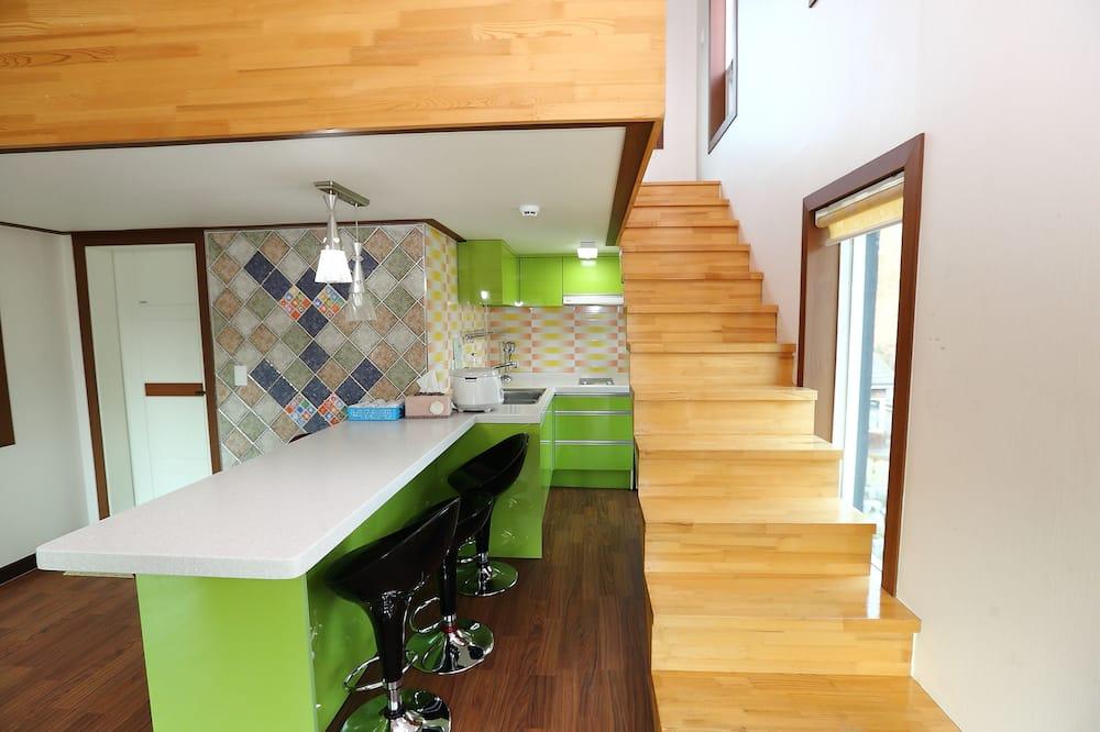 Room (Duplex) - Living Area