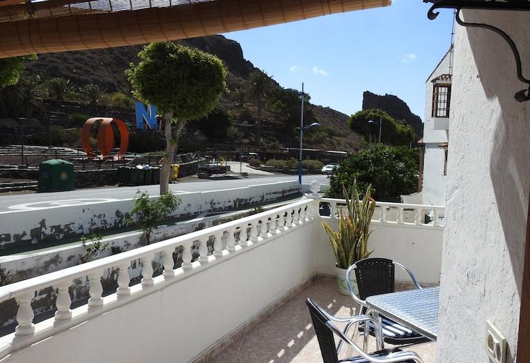 La Palmera 1 Holiday Home, Agaete, Terrace/Patio