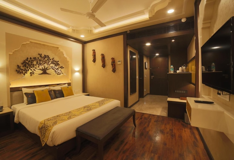 Hotel Basant Vihar Palace, Bikaner, Phòng